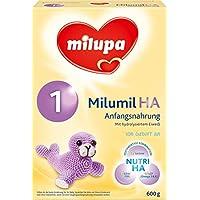Milupa Milumil HA 1, 3er Pack (3 x 600 g Packung)