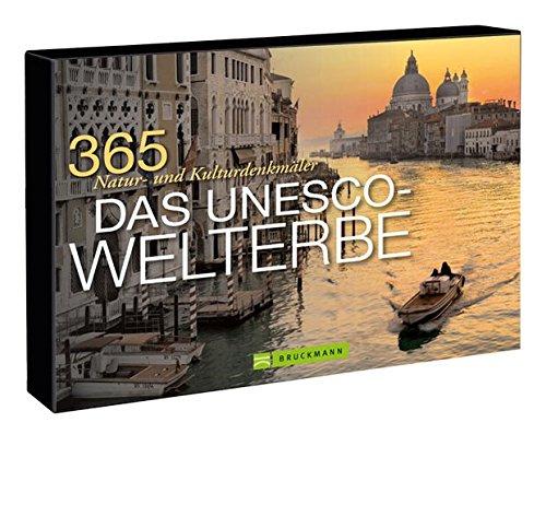 Tischaufsteller Das UNESCO-Welterbe: 365 Natur- und Kulturdenkmäler