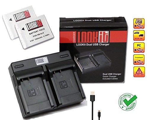lookit-r-set-inkl-dualladegerat-2x-premium-akku-fur-canon-nb-6lh-sx710-sx610-sx530-hs-sx600-sx170-is