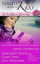 Sealed with a Kiss: inspirational romance boxed set (Inspy Kisses Box Set Book 2) (English Edition)