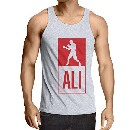 Camisetas de Tirantes para Hombre Boxeo - en el Estilo de Lucha para Entrenamiento, Deportes, Ejercicio...