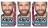 Just For Men - M35 - Bart Und Schurrbart - Mittelbraun - 3er Pack