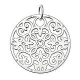 Thomas Sabo Damen-Anhänger Glam & Soul Ornament 925 Sterling Silber 4.1 cm PE431-001-12