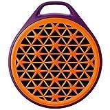 Logitech X50 Wireless Bluetooth Speakers (Purple/Orange)