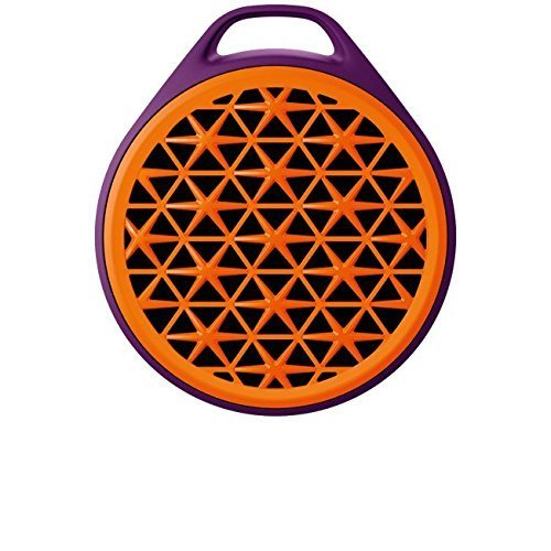 Logitech X50 Wireless Bluetooth Speakers (Purple/Orange)