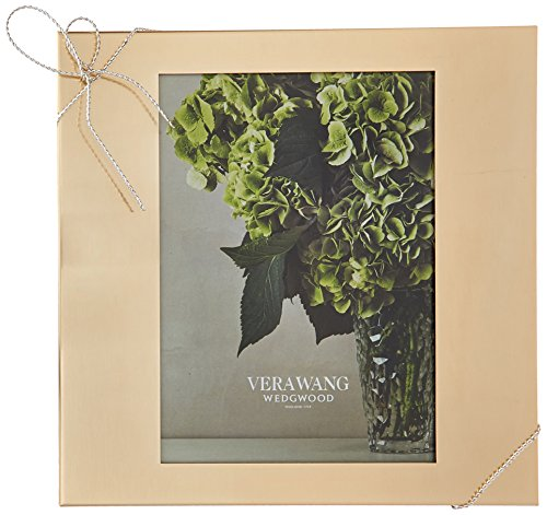 Wedgwood Bilderrahmen Vera Wang Love Knots, Gold, 13 x 18 cm Wedgwood Love Knots