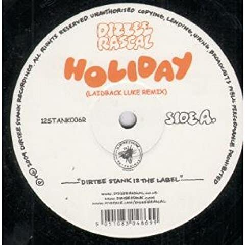 Holiday-Remix [Import