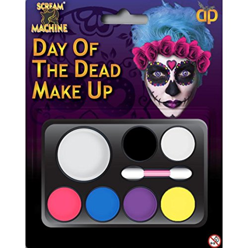 Dead Make Up Kit Face Paint ()