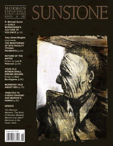 Sunstone 164 (Sunstone Magazine)