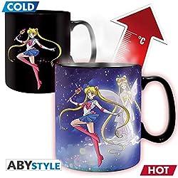 Taza magica de Sailor Moon
