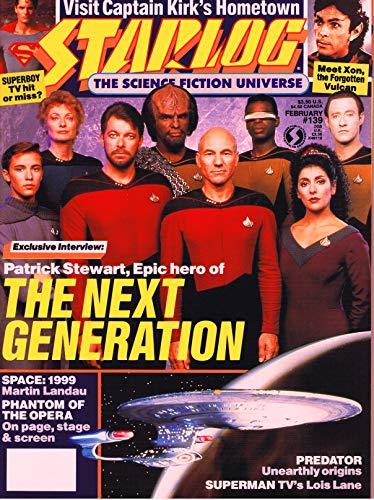 Starlog Magazine The Sci Fi Comics: February 1989 (English Edition)