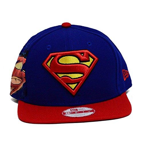 DC Comics Superman 950 Hero Sider Snapback Baseball Cap