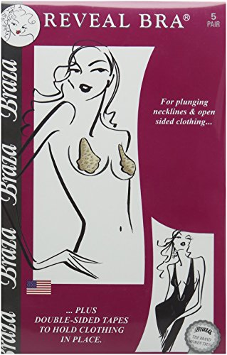 Cette Reveal Bra, Sujetador Adhesivo para Mujer, (Beige 645), única (Talla Fabricante: Fits A-C)