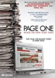 Page One: Inside The New York Times by David Carr
