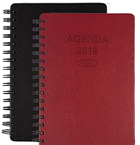 6407–18–19KALPA Organizer Spirale Agenda A5Woche 2018& 2019
