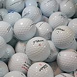 100 TITLEIST Golfbälle MIX AAAA / AAA LAKEBALLS GOLFBÄLLE