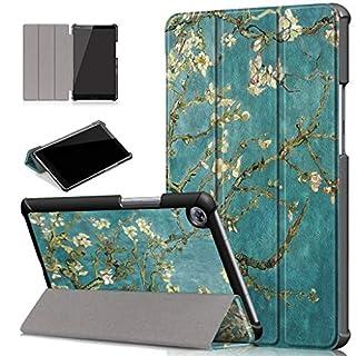 MYTHOLLOGY for Huawei Mediapad M5 8.4 Inch Case, [With Smart Auto Wake/Sleep] PU Leather Case Stand Cover for Huawei Mediapad M5 8.4