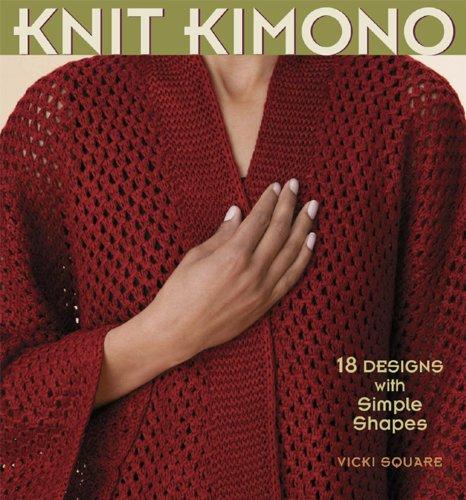 Knit Kimono (English Edition) Mode Kimono