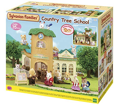 Sylvanian Families 5105 Eichenhain Schule-Set, Mehrfarbig