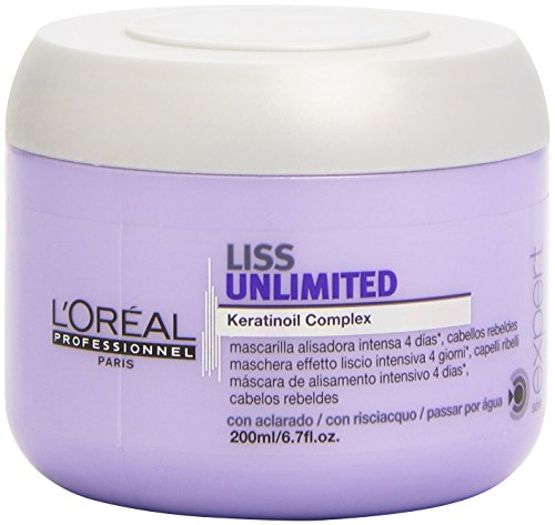 L'ORÉAL EXPERT PROFESSIONNEL LISS UNLIMITED Maske 200 ml