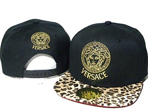 2017-hip-hop-moda-caldo-nero-versace-leopardo-snapback-allorlo