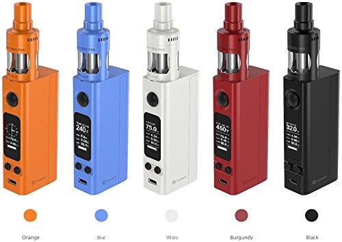 Preisvergleich Produktbild e-Zigarette Set Joyetech eVic VTwo Mini mit Cubis Pro Verdampfer Color Weiß