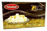 Sebahat - Türkischer Honig mit Vanillearoma - Sade lokum (500g)