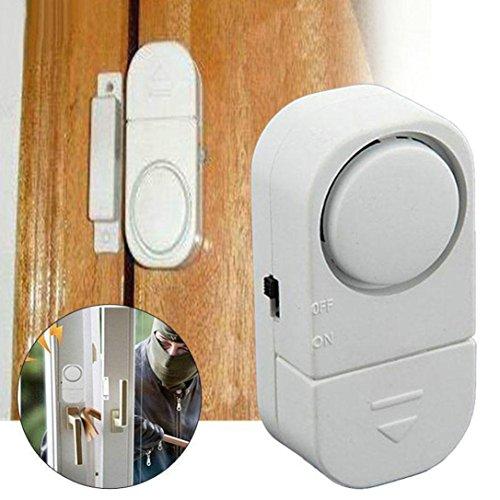 STRIR Alarma Puertas y Ventanas, Sistema de Alarma con Sensor de Movimiento,...