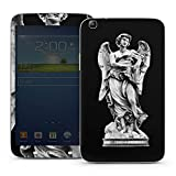 Samsung Galaxy Tab 3 8.0 T311 3G Autocollant Protection Film Design Sticker Skin Ange Statue Canne