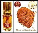 #5: Javadhu Natural India Pure Perfume Attar Roll-On,(3 ml),Alcohol-free, Long Lasting and Hand Blend Natural Attar