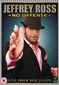 Jeffrey Ross: No Offence - Live From New Jersey [[2009] [DVD]