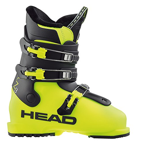 Head Z 3 Skischuhe (yellow/black), MP 23.5