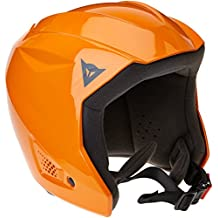 Dainese Snow Team Jr - Casco de ciclismo BMX integral, color naranja, talla Talla JS