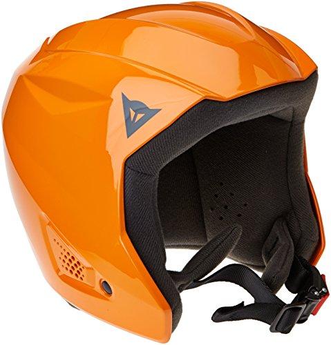 Dainese Snow Team Jr - Casco de ciclismo BMX integral, color naranja,
