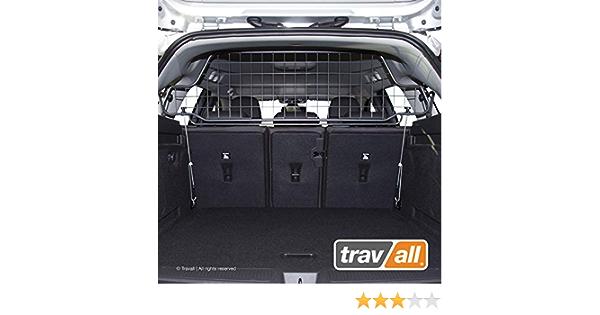 Travall Guard Hundegitter Tdg1514 Maßgeschneidertes Trenngitter In Original Qualität Auto