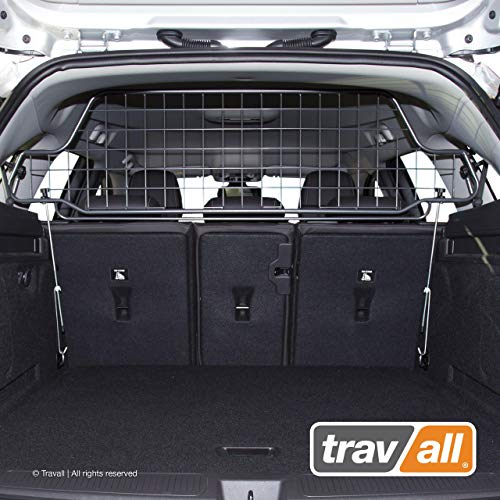 Travall® Guard Hundegitter TDG1514 - Maßgeschneidertes Trenngitter in Original Qualität