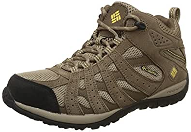 Columbia Women's Oxford Tan, Sunlit Trekking Footwear - 5 UK/India (38 EU)(BL3946)