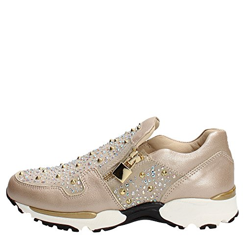 Florens F0771 Sneakers Bambina Pelle Mirra Mirra 38