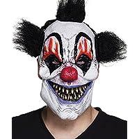 Boland 97534–Maschera in lattice unheimlicher Clown, Sonstige giocattoli