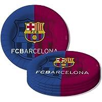 F.C. Barcelona Pack 8 platos cartón ...
