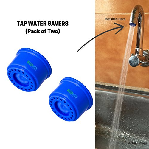 Neosystek Kitchen Water Saving Aerator & Filter - 3Lpm - Pack Of 2