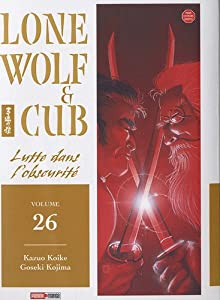 Lone Wolf & Cub Edition simple Tome 26