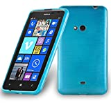 Cadorabo - Silikon TPU Schutzhülle für Nokia Lumia 625