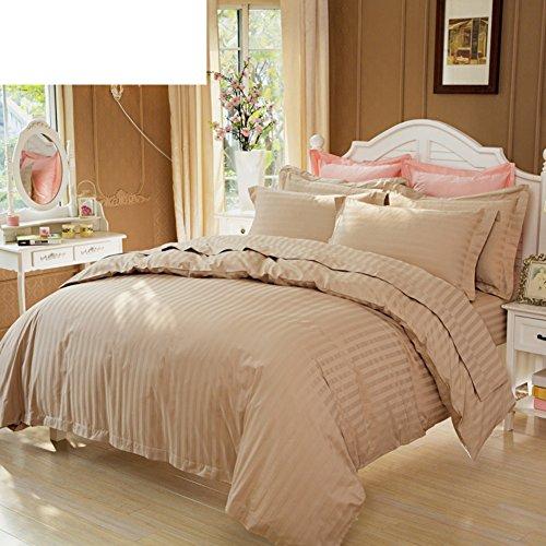 UYDBKSJABM Reiner Baumwolle Sommer Quilt Baumwolle Decke erhöhen den Bettbezug-F 245x270cm(96x106inch) (106 X Bettbezug 96)