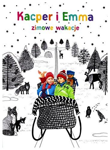 Kacper i Emma. Zimowe wakacje [DVD] (Keine deutsche Version)