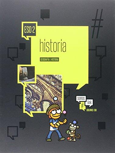 Geografía e Historia- 2º ESO- Comunidad de Madrid, Región de Murcia, MECD (Somoslink) - 9788414002773