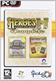 Heroes of Might & Magic III & IV (PC DVD) [import anglais]