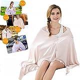 DORSION Mama Designs Stillen Stilltuch Multifunktions-Schal für wunderschönes Mutter und Baby Stillen Abdeckung Nursing Cover