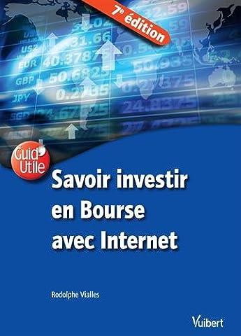 Livres Internet - Savoir investir en Bourse avec