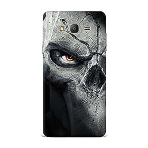 Samsung On 7 Case, Samsung On 7 Hard Protective SLIM Cover [Shock Resistant Hard Back Cover Case] for Samsung On 7 -Darksiders 2